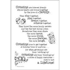 Cousin Quotes on Pinterest | Best Cousin Quotes, Happy Birthday ...