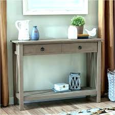 attractive console table behind couch sofa tables are high and long black finish entry with drawer console table behind sofa modern