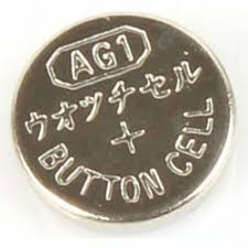 Button Cell Equivalent Chart Ag1 Lr621 364 1 5v Button Cell Battery