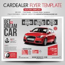 Car Sale Flyer Template