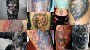 фото тату лев клуб татуировки фото тату значения эскизы