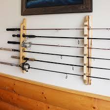 2 piece 6 rod vertical horizonal rod wall mount 37 0019