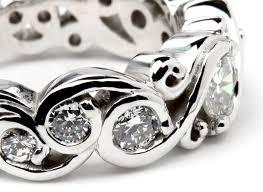 white topaz vs diamond