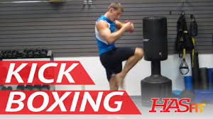 coach kozak s famous aerobic cardio kick boxing workout exercise to burn fat fast