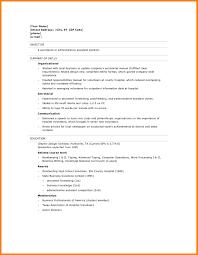 6 High School Graduate Resume Template Applicationleter Com