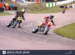supermotard european championship racing at lydden hill race