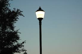 Park Lighting Project Completed For Piney Creek Outdoor Lighting