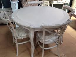 nailsworth round dining table gainsborough grey dining chairs