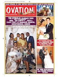Ovation magazine issue 159 by t2eOvation issuu