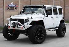 2018 jeep wrangler custom unlimited sport utility 4 door