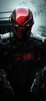 Titans Red Hood Sony Xperia X XZ Z5 ...