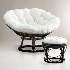 papasan ottoman cushion chair pier 1 round chair fuzzy chair cushion um size of chair chair
