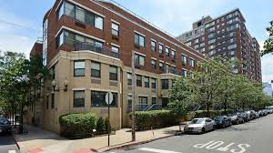 luxury apartment buildings hoboken nj. 77 park avenue apartments - exterior luxury apartment buildings hoboken nj