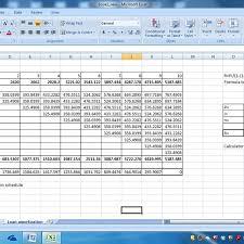 Simple Loan Amortization Schedule 4 A Simple Loan Amortization Schedule Download