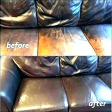 how to fix hole in couch repairing leather couch tear repair how to fix torn seam