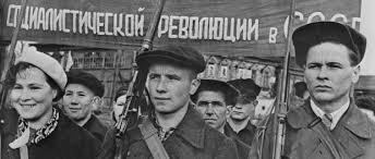 Αποτέλεσμα εικόνας για οκτωβριανη επανασταση
