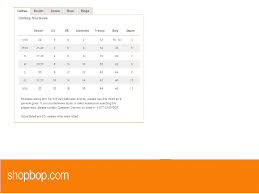 Shopbop Competitive Analysis May 2012