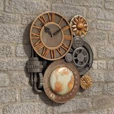 large decorative wall clocks for