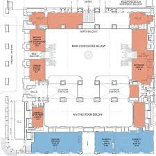 Apple Officially In Discussions For Retail Store Space In Grand Grand Central Terminal Floor Plan