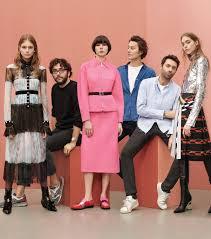 Italian Designers Meet The New Generation Of Fashion Designers In Milan Photos