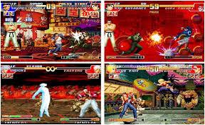 kof 97 best fighting game screenshots