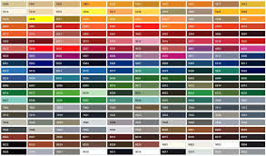 Ral 840 Hr Colour Chart Buy The Right Ral Colors Low Priced Online Windows24 Com