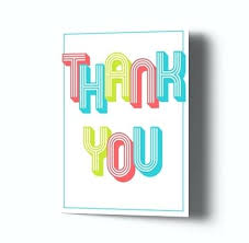 Small Card Template Small Thank You Card Template Businesses Resources Christmas