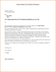 6 Application Letter Of Tender Quote Templates Lexar F