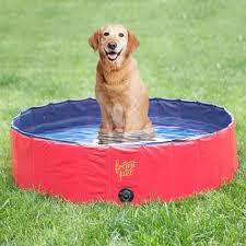 frontpet foldable pet bath tub