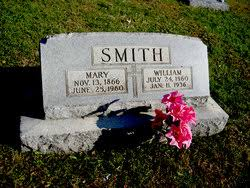 """Mary Ann """"Fannie"""" Rollins Smith (1866-1960) - Find A Grave Memorial"""