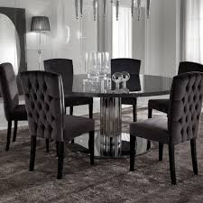 dining tables modern round dining table modern round dining table for 6 italian modern designer