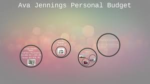 Ava Jennings Personal Buget by ava jennings on Prezi Next
