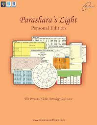 Parasharas Light Astrology Software Personal Edition