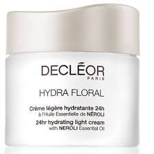 Decleor Hydra Floral 24hr Hydrating Light Cream
