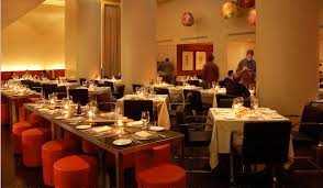 Modern Upscale Italian Restaurant Interior Design SD26 Furniture