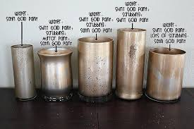 diy mercury glass how to paint glass candle holders luxury gold mercury glass diy gold mercury
