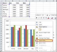 Excel Series Chart How To Reorder Chart Series In Excel