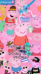 peppa pig wallpaper enjpg