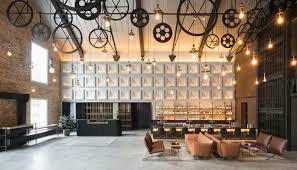 renzo lighting singapore. in the communal reception, lobby and bar space that greets guests on arrival, asylum renzo lighting singapore i