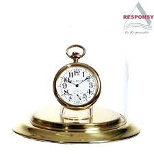 pocket watch display displays use acrylic and metal wood material for this case service provided home pocket watch display case
