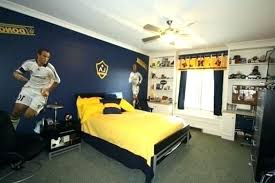 Soccer Bedroom Decorating Ideas Duke Decor Awesome Basketball Room For  Throughout Ravishing . Soccer Themed Bedding And Bedroom Decor ...