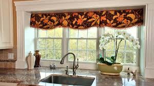 For Kitchen Windows Wood Kitchen Valance Modern Kitchen Window Treatments Blinds