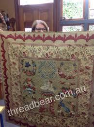 Threadbear: September 2014 & Coliss's quilt