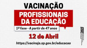 STMC | ATENÇÃO TRABALHADORES/AS DA EDUCAÇÃO: Façam o cadastro para a  vacinação contra a Covid-19