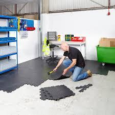 Interlocking Rubber Floor Tiles Kitchen Rubber Flooring Ideas Natural Home Design