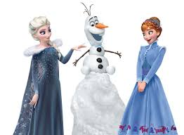 olaf s frozen adventure picture with elsa olaf and a