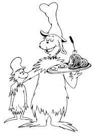 Small Picture Green eggs and ham coloring pages Free Coloring Pages