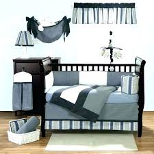 grey and blue cot bedding grey and blue baby bedding solid blue crib bedding set navy