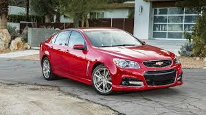 All Chevy chevy cars 2015 : 2015 Chevy SS Sedan review notes: A stock car for the road | Autoweek