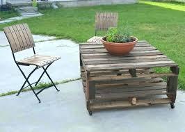 rustic outdoor coffee table rustic patio furniture ideas rustic patio coffee table awesome diy rustic outdoor